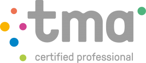 logo van tma certified professional De nieuwetijdscoach - Loopbaancoaching Noord-Limburg