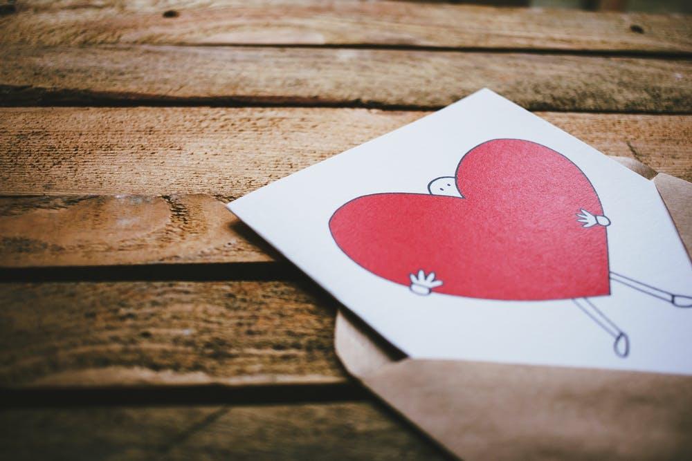 omarming hart kaart van de Nieuwetijdscoach - ontwikkel je authenticiteit